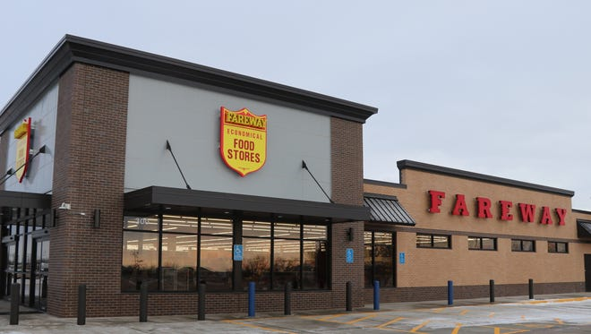The Fareway grocery store in Harrisburg, located at 300 Willow St. W., opened Dec. 6, 2017.
