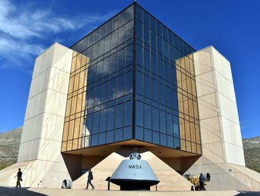 New Mexico Museum of Space History 1