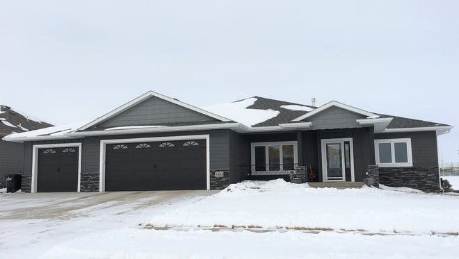 This southeast Sioux Falls home, located at 5304 E. Harmodon St., sold for $518,500, making it the top of the home sales list for the week ending Jan. 26.