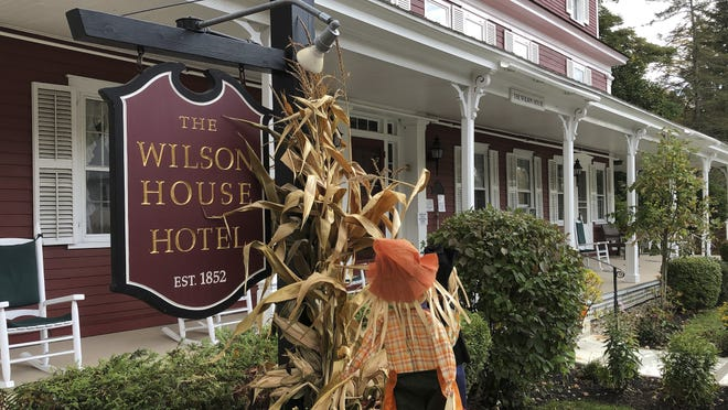 The Wilson House Hotel in East Dorset, Vermont, birthplace of Alcoholics Anonymous co-founder Bill Wilson, is in danger of closing.