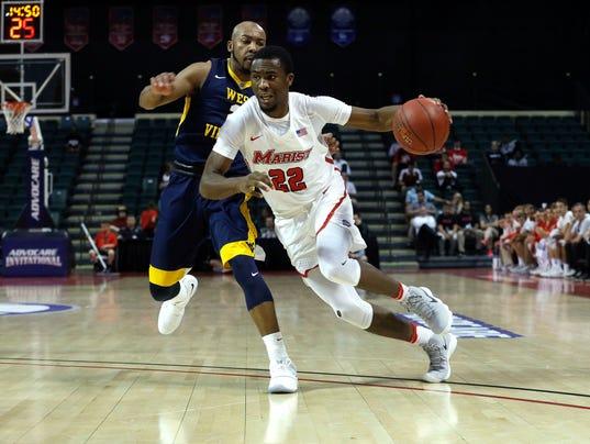NCAA Basketball: Marist at West Virginia