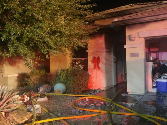 West Phoenix House Fire