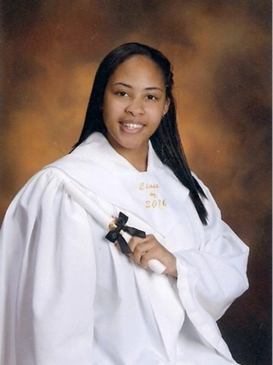 Graduations: Gwen Rodgers & Ginnean Rodgers