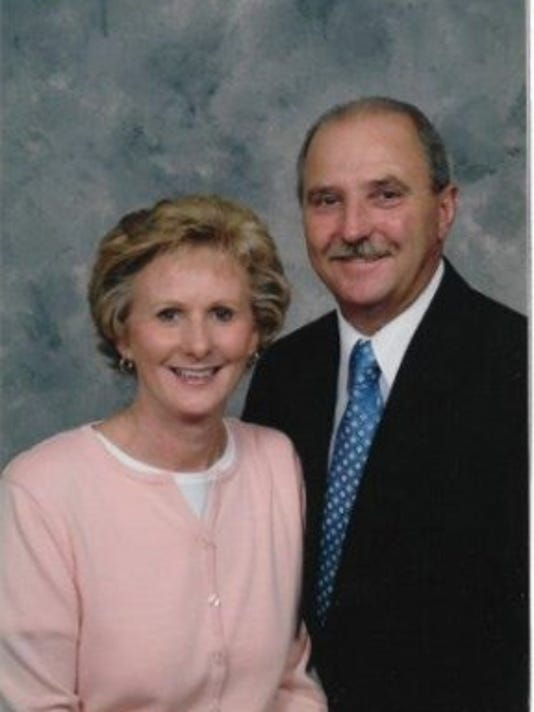 Anniversaries: Mr. Woods & Mrs. Ron Woods