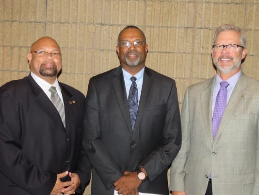 Rotary Club of Plainfield-North Plainfield, Smiley, Wasiak, Williams