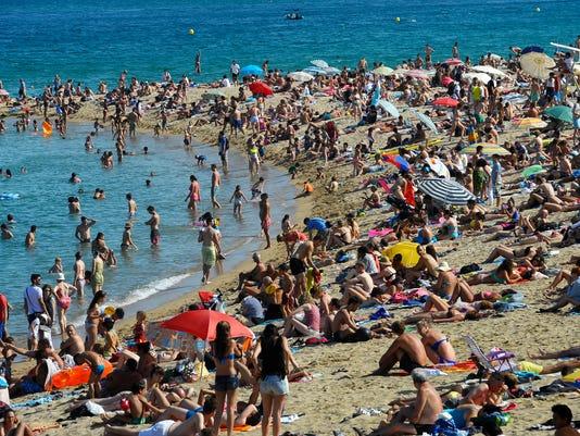 Travel Trip 5 Free Things-Barcelona