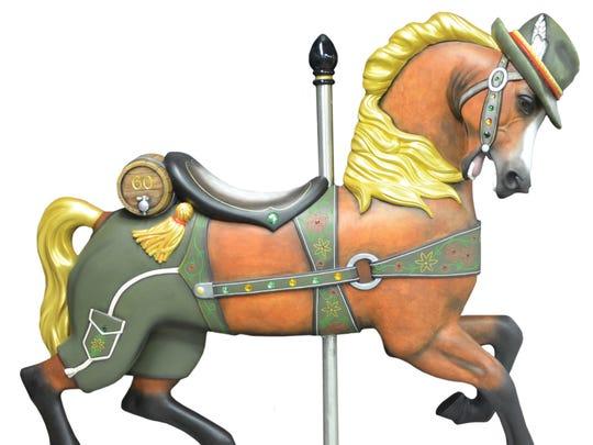 Oktoberfest Horse