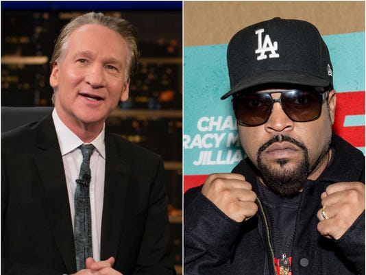 ice cube to address bill maher 39 s racial slur on 39 real time 39 friday. Black Bedroom Furniture Sets. Home Design Ideas