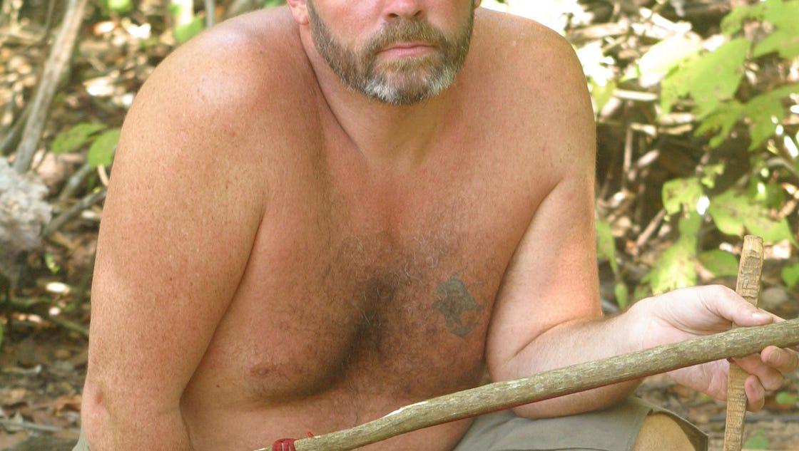 Survivor Member Naked 21