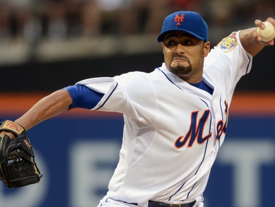 In this file photo taken Aug. 11, 2012, New York Mets'