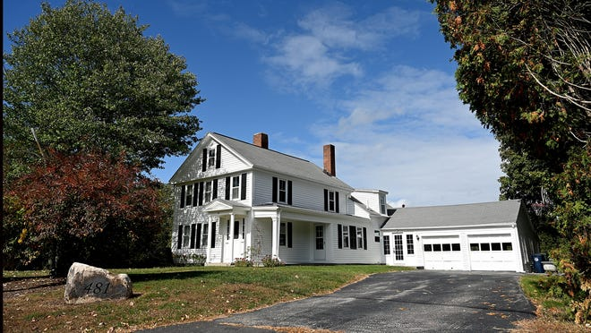 Marlborough city councilors agreed to spend $440,000 from the Marlborough Economic Development Corp.'s hotels and meals tax account to purchase the property at 481 Elm St. This five-bedroom, two-bath antique farmhouse built in 1860 sits on the site.