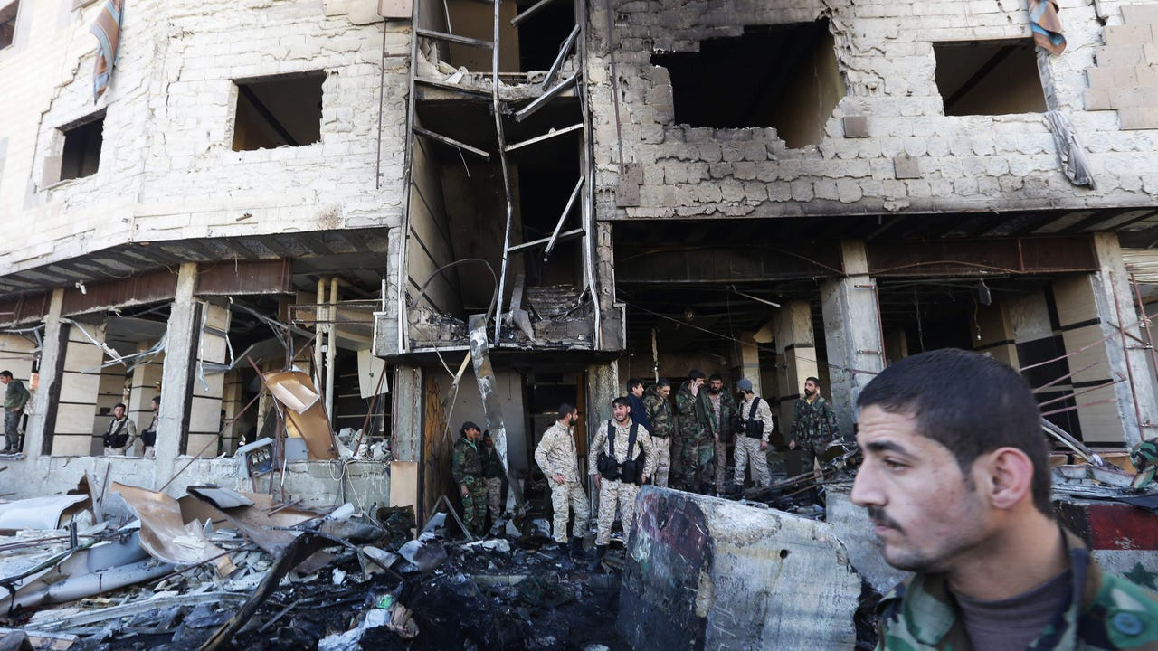 Libyan ISIS training camp struck by U.S. warplanes