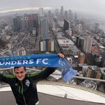 Jordan Morris hopes 1st year ends on high in MLS playoffs