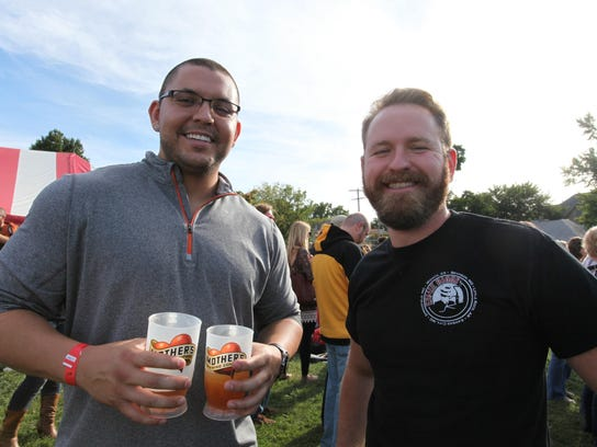 Mother's Brewing Company has its fifth-ever Oktoberfest