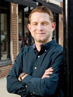 District 12 Councilman Blake Johnson