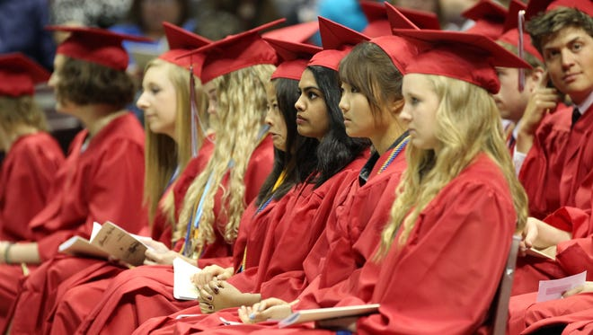 The Glendale High School Class of 2018 had a composite ACT score of 20.1, which mirrored the score for Springfield Public Schools. Both were slightly above the state average.