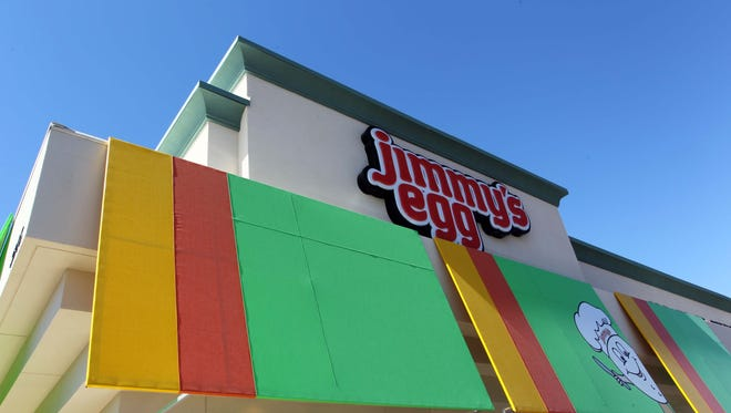 Jimmy's Egg opened in Feb. 2014 on Battlefield near U.S. 65. In April, it plans a second location at 3827 S. Campbell Ave.