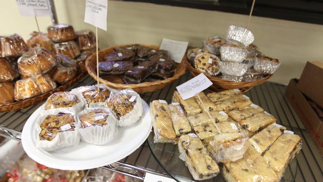 The Jewish Food Festival will feature a variety of desserts in the Sweet Shop.