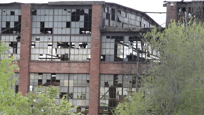 Arsonists could be responsible for a fire Tuesday, May 2, 2017, at the old Monon Shops warehouse in northern Lafayette.