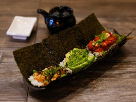 Karai Ramen + Handroll, on Republic Road just east