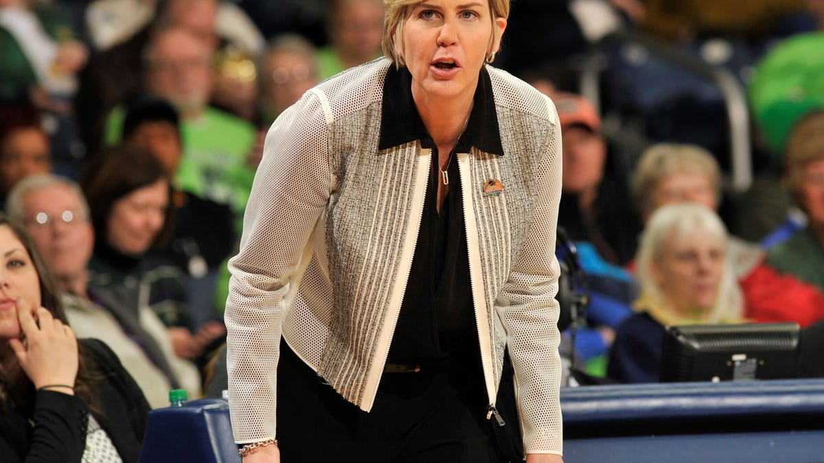 Opinion: Texas Tech supports basketball coach Marlene Stollings at athletes' expense