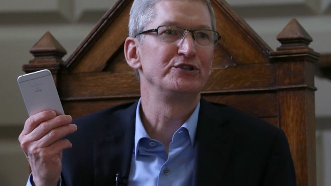 The confrontation began when Apple CEO Tim Cook told Recode he never would have allowed people's data to be breached the way Facebook did over the last two years.
