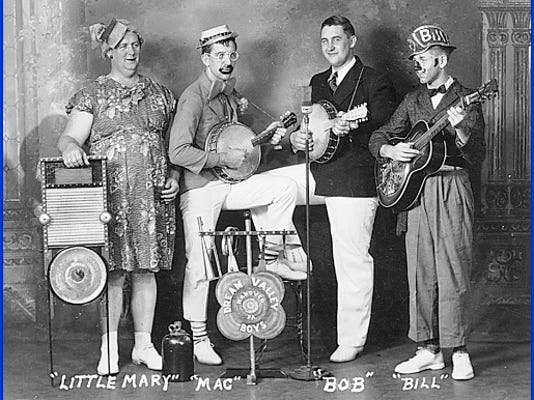 Promotional Photo of Dream Valley Boy's of Hanover PA (S. H. Smith Collections)