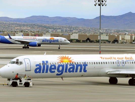 Allegiant Safety Record