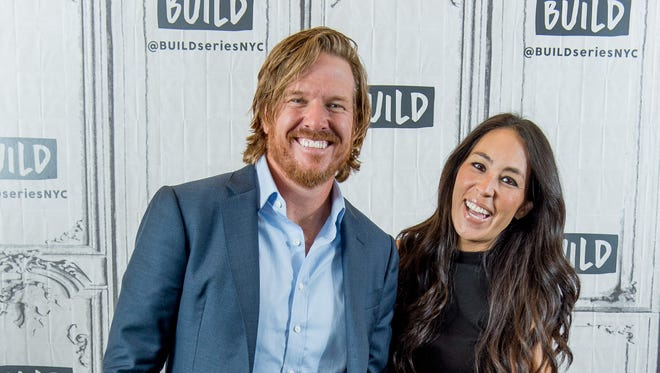 Chip and Joanna Gaines' fifth child will be a boy.