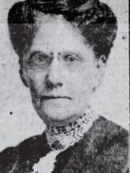 Elizabeth V. Baker, a leader in the Pentecostal movement.