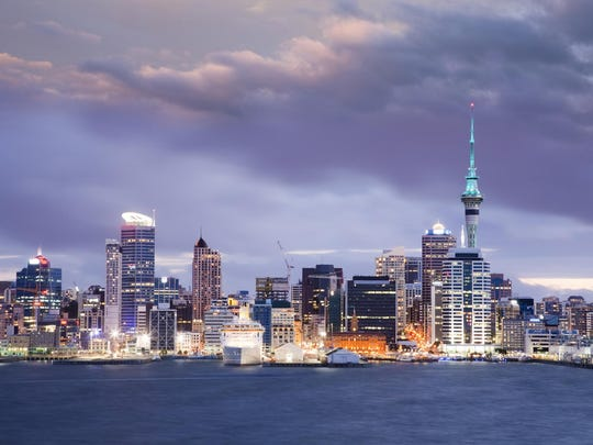 Auckland is New Zealand's largest city.