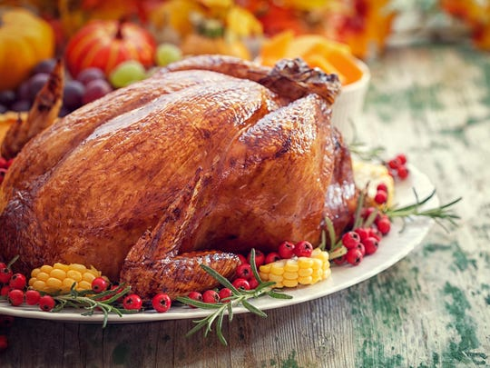 Start dreaming about that Thanksgiving Day turkey.