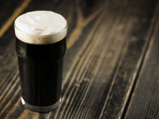 Beer in Colonial times was dark.