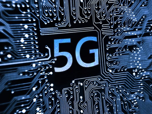 5g network communication