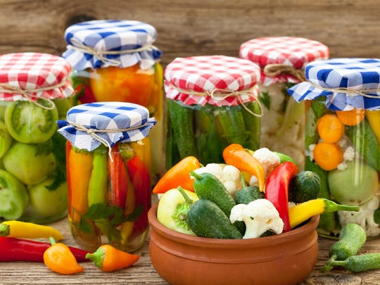 Vegetables can be made more nutritious and better preserved with fermentation.