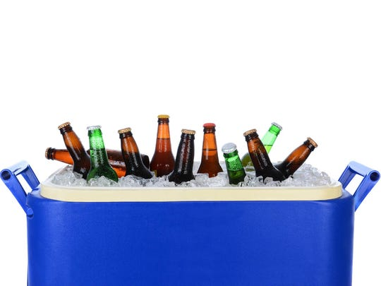 Think about what you are going to serve at your holiday barbecue before you stock up on beer.