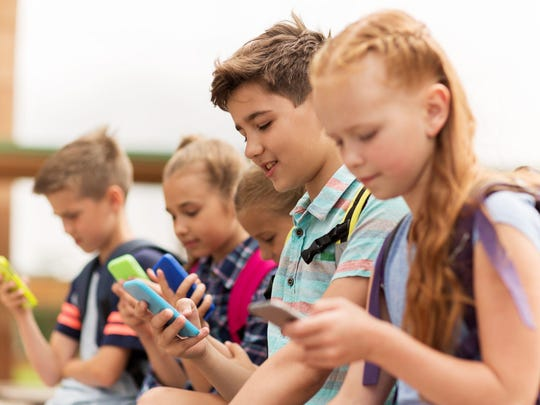 Children are carrying smartphones at earlier and earlier ages. Make it work for them – and you – by downloading apps to help with schoolwork and staying organized.