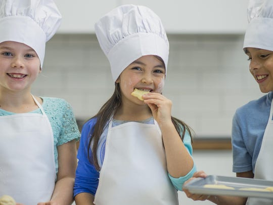 Kids Cook! is April 10 at Nothing To It! Culinary Center.