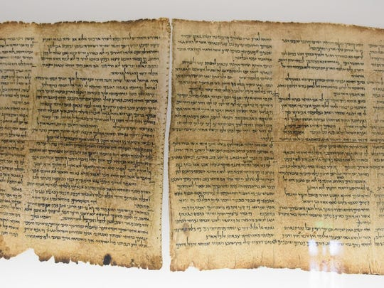 Ancient Jewish scrolls