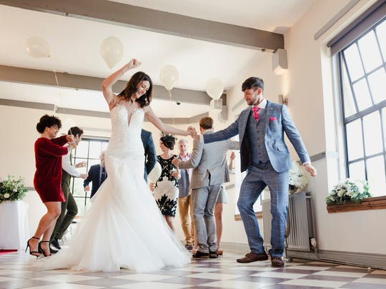 Many people want their dream wedding, but they make the mistake of going into debt to get it.