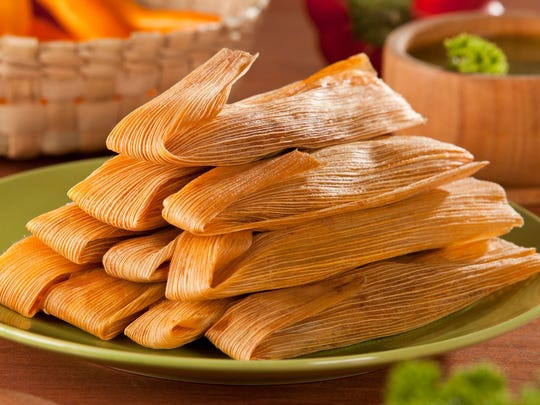 Eat as many tamales as you want at the Delta Hot Tamale Festival.
