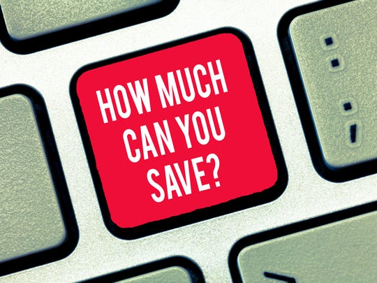 Most Americans have a lot more saving to do to.
