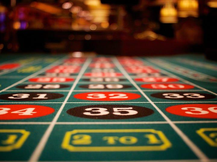 10. M Resort Spa Casino