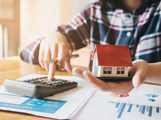Refinancing applications are up 200%, according to a tracking index by the Mortgage Bankers Association.