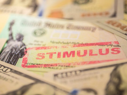 U.S. Treasury economic stimulus checks