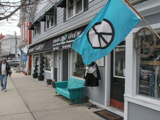 Manasquan is a family-friendly town.