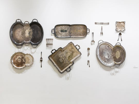 Jaydan Moore, a metalsmith and Resident Artist at Penland