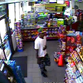 The suspect in an armed robbery at Exxon