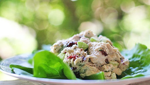 Chicken salad can be made numerous ways.