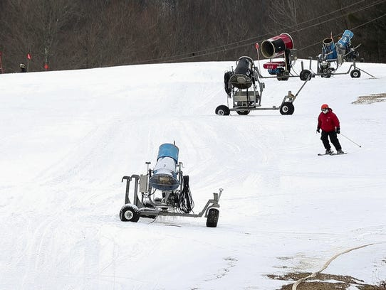Slope Slump Trying Times For Ski Biz
